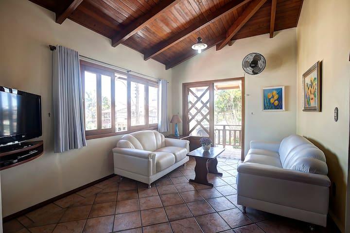 Confortável Apartamento - Garopaba - Leilighet