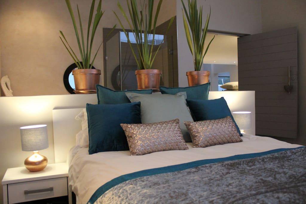 Second en-suite bedroom