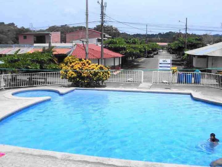 Casa de Playa. Jaco CR.