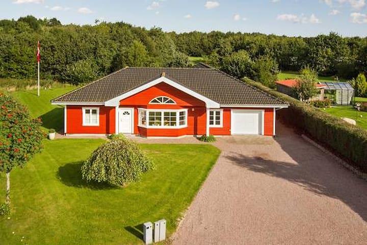 Gæsteafdeling  / annex - Horsens - House