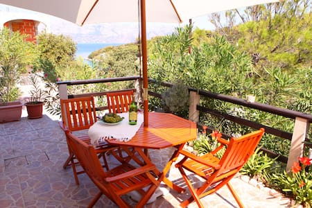 Holiday Apartment DODA (Povlja, Brac Island) - Povlja - Διαμέρισμα