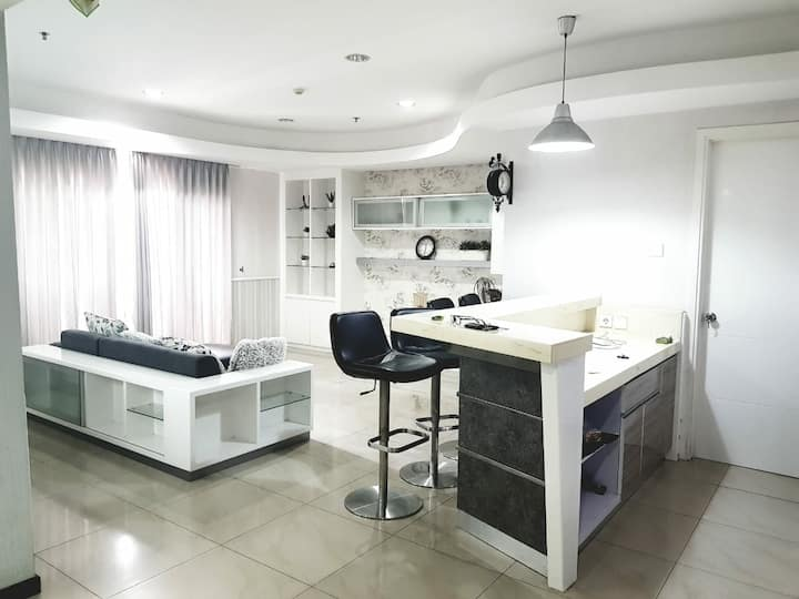 Apartemen Aspen Fatmawati, 3+1 bedroom