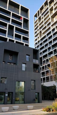 @Coloc Gites Urbains - Appartement T1