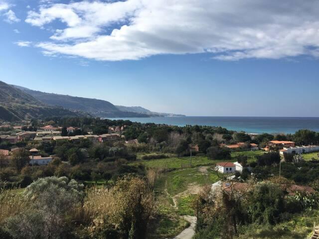 Zambrone Beach Villa, Calabria, Italy