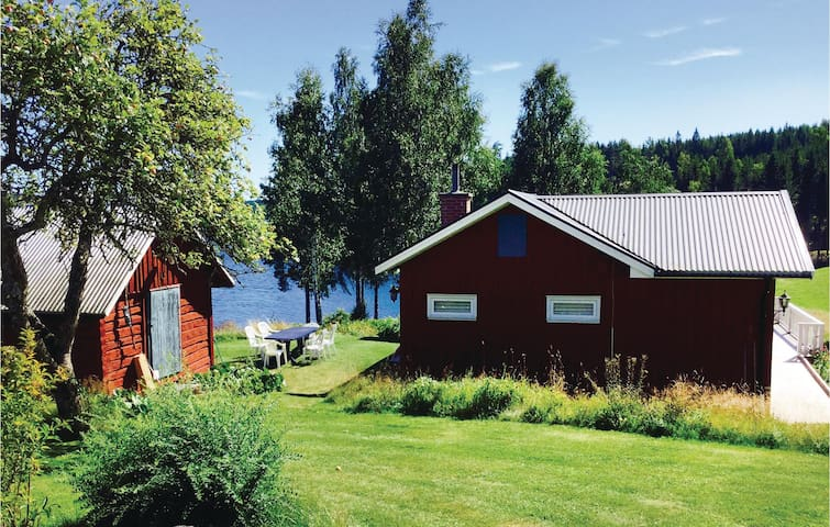 Holiday cottage with 2 bedrooms on 66m² in Årjäng