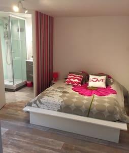 Jolie chambre avec sdb privée - Tremblay-en-France - Hus