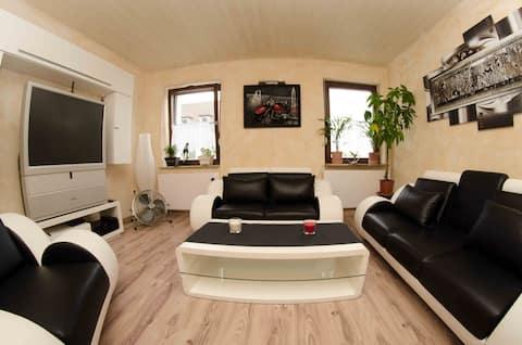 Apartament Dortmund, wellness + relaks Gwarantowany.