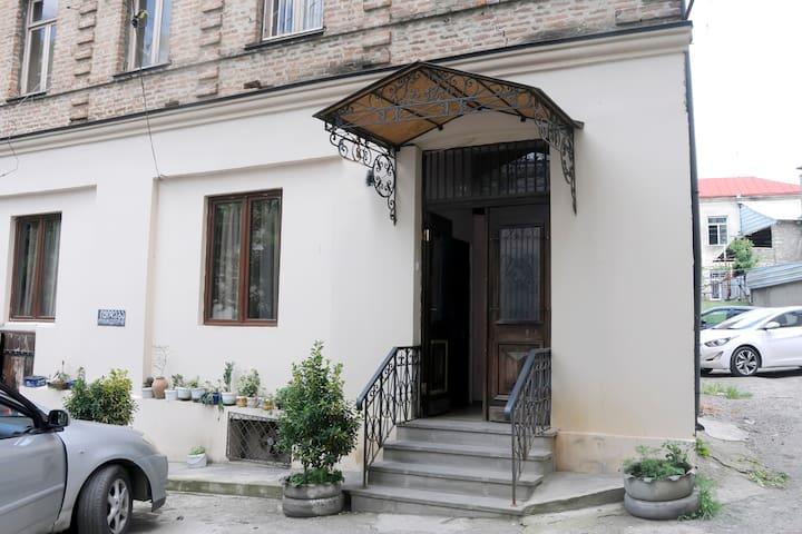 Hotel Paxa, Telavi Kakheti Georgia