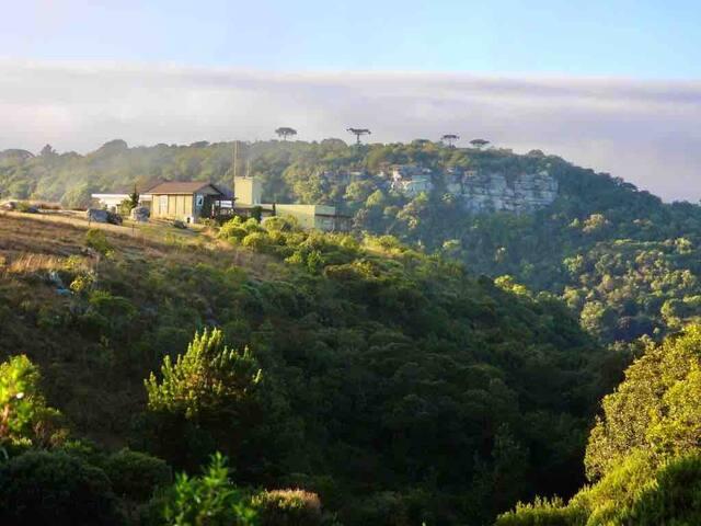 Natureza e aconchego no cânion de São Luis Purunã