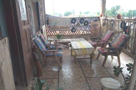In the heart of Ouidah