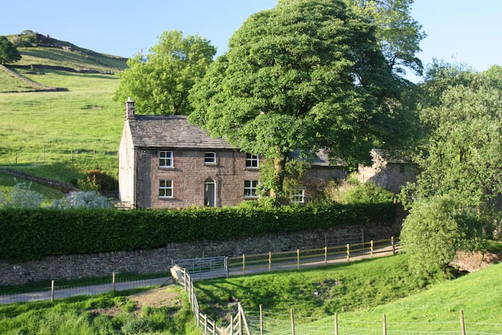 The Farmhouse (Peak District) - Buxton - Huis