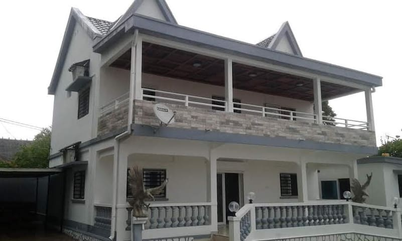 Bungalow Majunga Plage, à Mahajanga