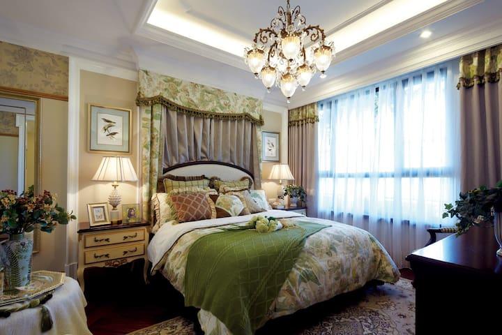 精選的舒適寢俱與齊全的設施用品,不僅是專屬於您的休憩居所 - 南投市 - Apartment
