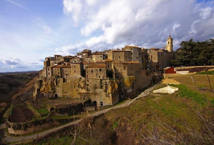 La Casina di Farnese in Maremma laziale - Farnese - Apartment
