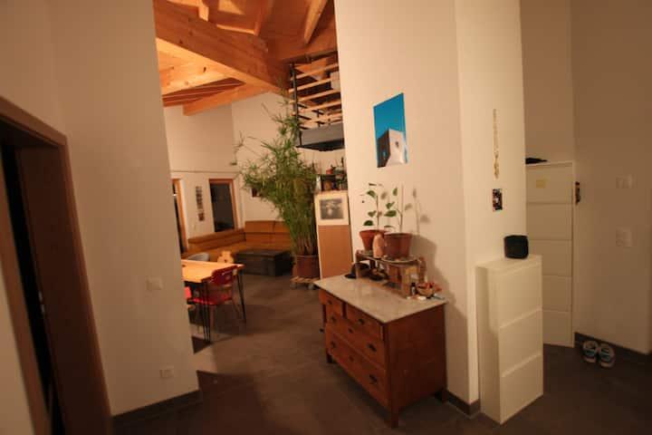 Gemütliche Wohnung in Scuol mit schöner Aussicht
