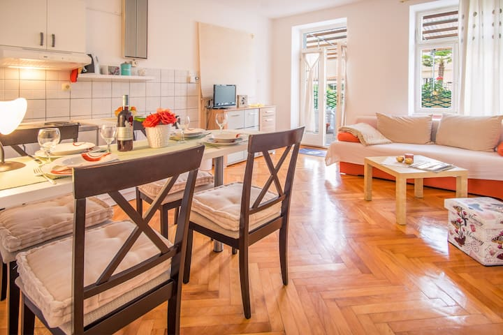 Apartment Ivana 50m from the beach - Malinska - Wohnung