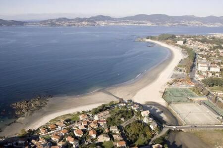 Apartamento en la playa de Samil - Vigo