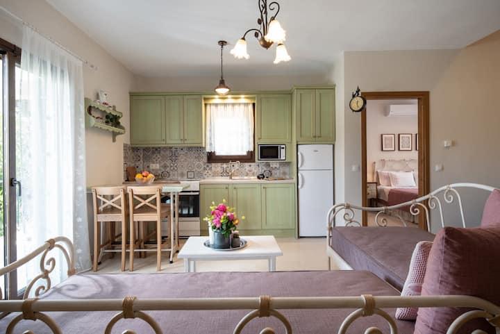 Rizes House Elia Deluxe Apartment