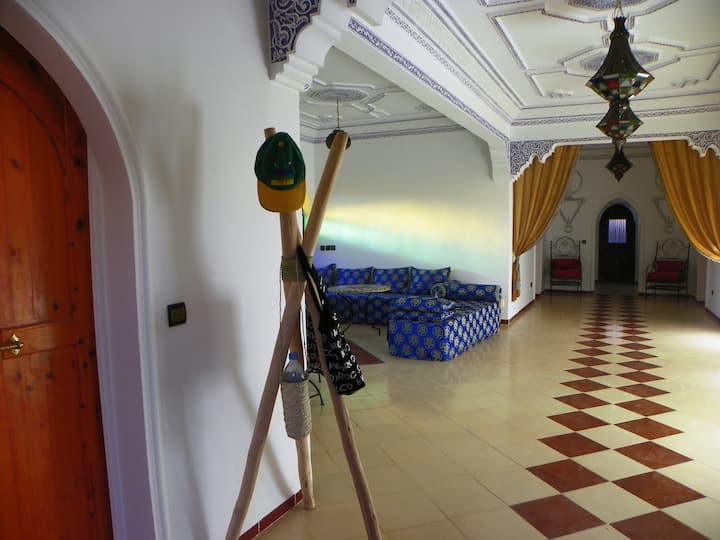 Chez Salah