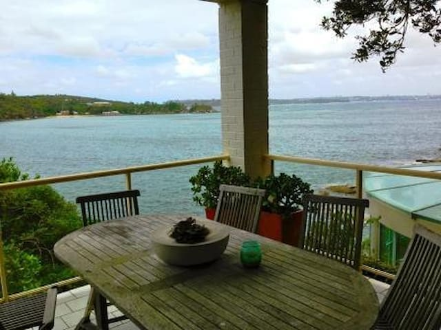 Little Manly - all the views - own ensuite & entry