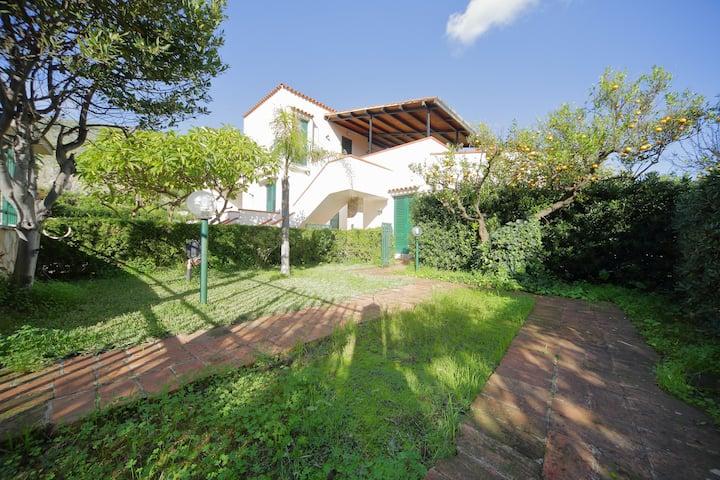 Villa Globo Mondello ~ Luxury house with terrace