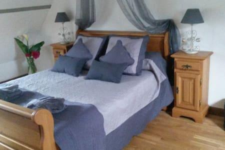 chambre de charme au calme - Nointel - Gästehaus