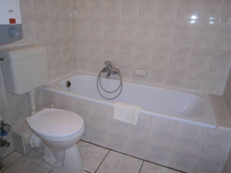 Bathroom/Fürdőszoba
