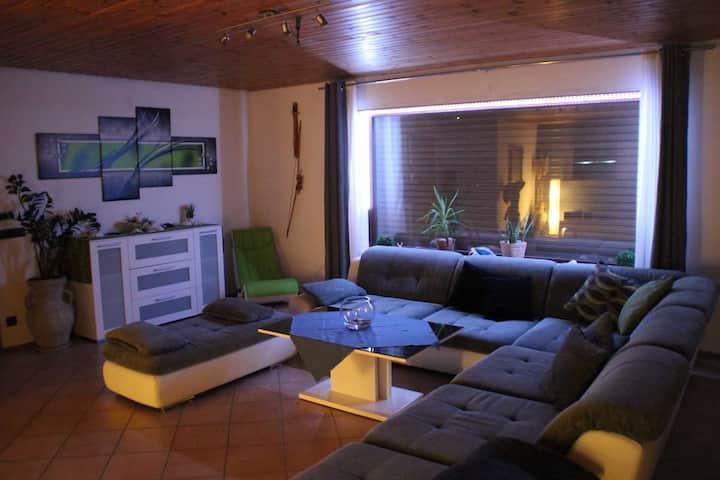 Die Panorama-Wohnung-im-Grünem