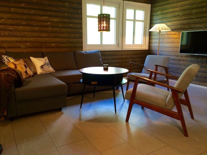 Soukolo,cosy apartment in Ylläs,Lapland