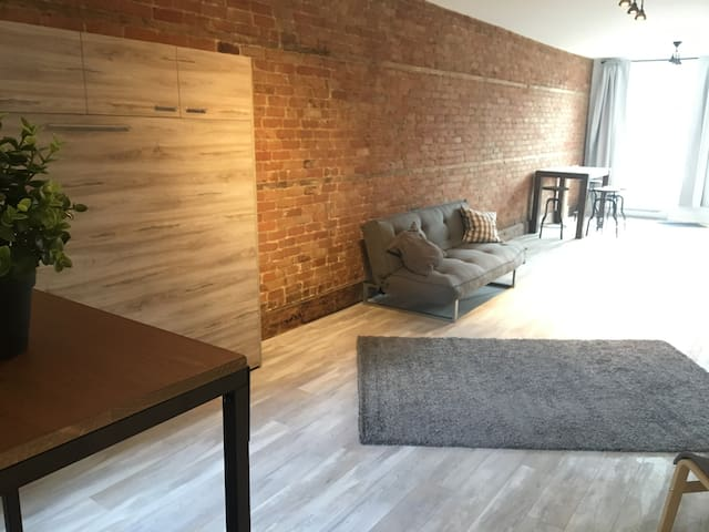 Beautiful Loft in the Best Location in Mile-End - Montreal - Loft