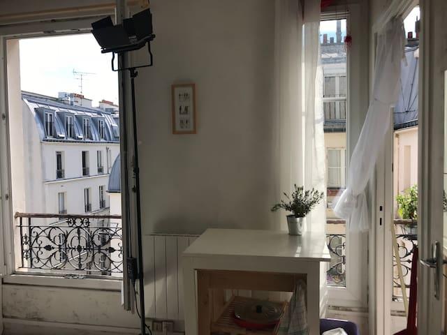 STUDIO de charme - Paris 11ème