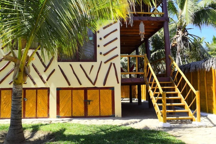 MANCORA HOUSE FOR FAMILIES, GROUPS OR FRIENDS