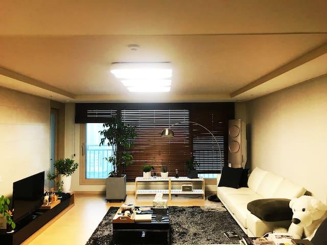 Luxury Apartment near Pankyo & Jamsil