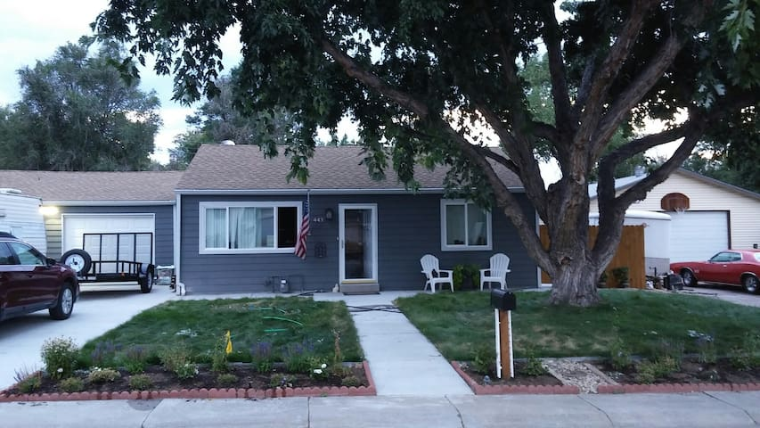 Quiet 1 Bd in Denver that is Dog Friendly. - Lakewood - House