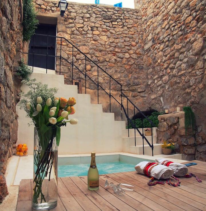 Historic house Ibiza centre
