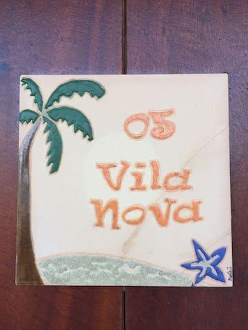 Suite Vila Nova, 2 camas Casal+WC, Icapui.