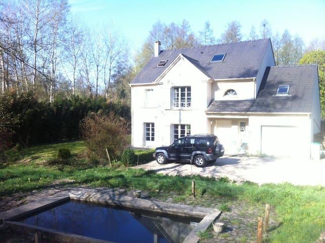 Grande Maison proche Versailles - Élancourt - Rumah