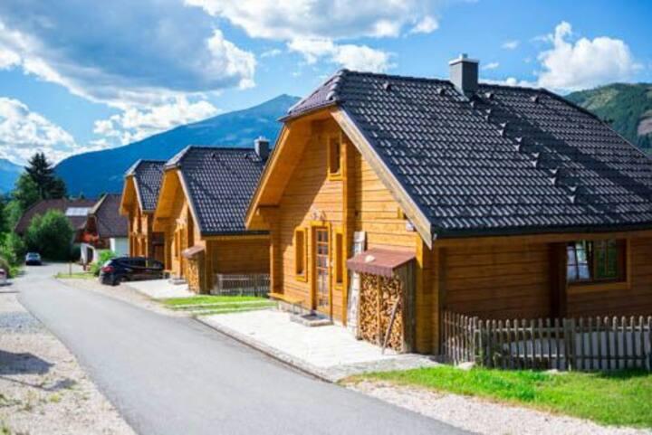 Ferienhaus Aineck Katschberg mit Sauna, Kamin
