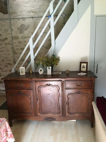 Maison / piscine orville - Orville - บ้าน