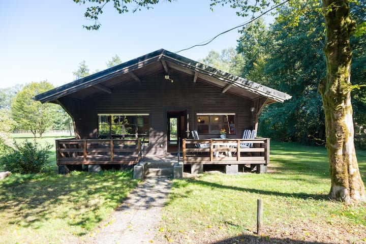 Hübsches Ferienhaus in Waldnähe in Eschede, Deutschland