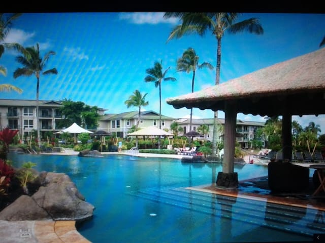 Kauai, Westin Princeville  Villas,  Nov 19-26,2017 - プリンスビル - 別荘