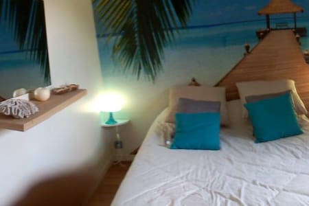 Jolie Chambre proche zoo Beauval - Bed & Breakfast