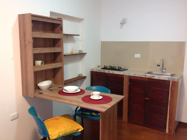 Apartamento independiente completo Palermo
