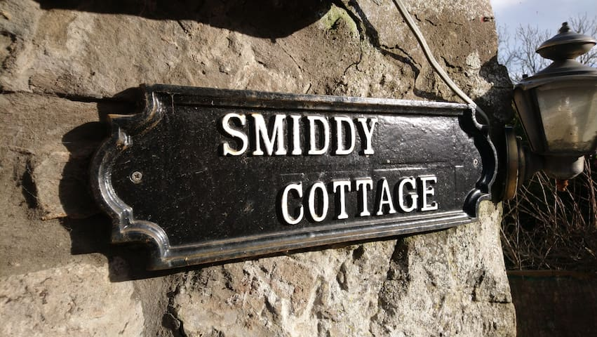 The Smiddy - spacious, private, secluded and quiet