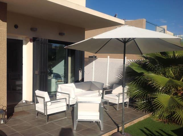 La Zenia 2 Bed Villa with Private Pool (L2)