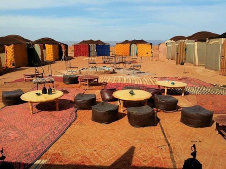 Travel To Desert In Morroco