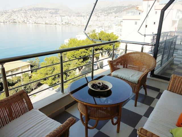Saranda Studio Apartment