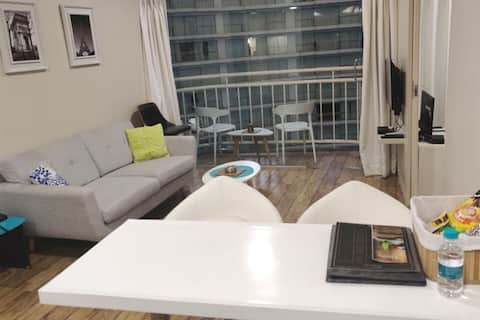 5 star service aprt. with 2 bed room near airport