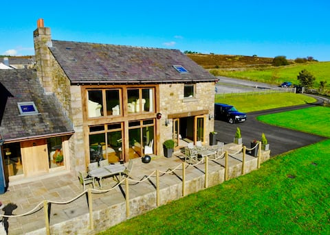 The Whitecross House in the stunning Ribble Valley
