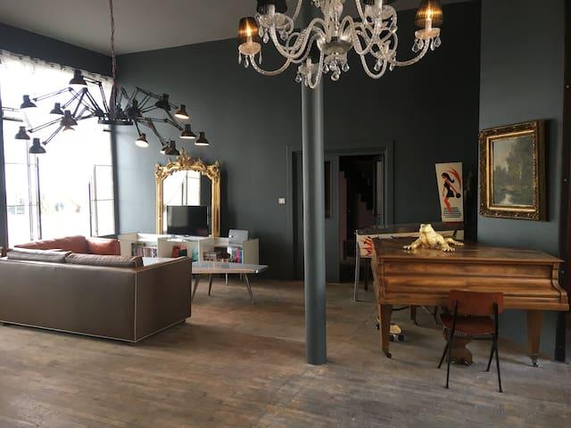 Loft Saumur